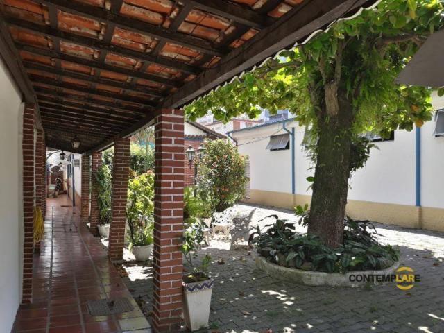 Terreno à venda, 1238 m² por r$ 5.600.000,00 - centro - são vicente/sp - Foto 8