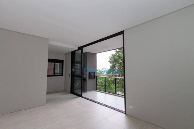 Apartamento com 3 dormitórios à venda, 118 m²- Mercês - Curitiba/PR - Foto 7
