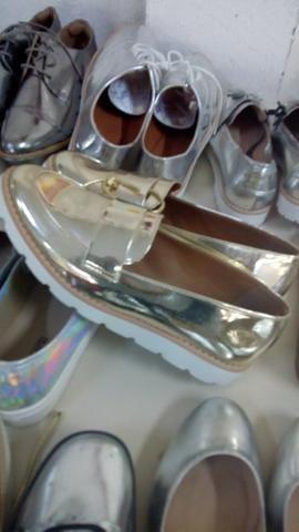 Venha conferir é nesse sábado peças a 1.00 e lindos sapatos novos 5.00 - Foto 5