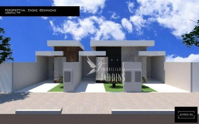 Casa com 2 dormitórios à venda, 68 m² por R$ 190.000 - Columbia - Londrina/PR - Foto 5