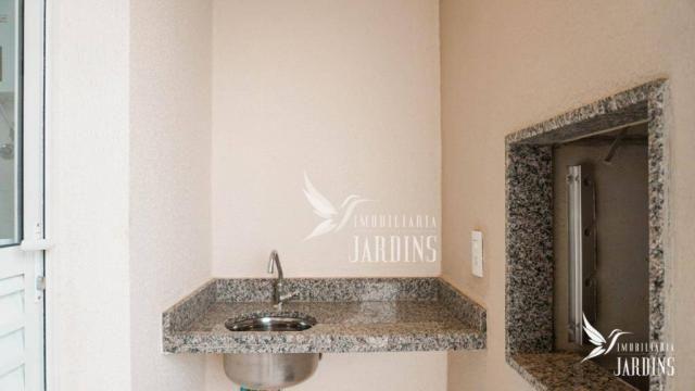 Apartamento com 3 dormitórios para alugar, 70 m² por r$ 1.400,00/mês - centro - londrina/p - Foto 4