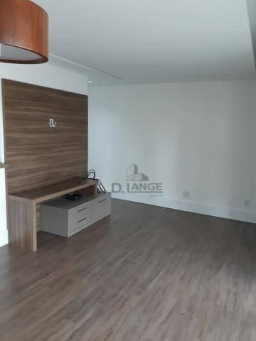 Apartamento com 3 dormitórios à venda, 92 m² por r$ 859.000,00 - fazenda são quirino - cam - Foto 4