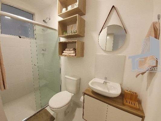 Casa 45 m ² com 2 Quartos Condomínio Residencial Happy M.C.M.V - Foto 6