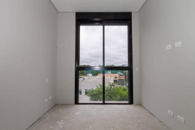 Apartamento com 3 dormitórios à venda, 118 m²- Mercês - Curitiba/PR - Foto 18