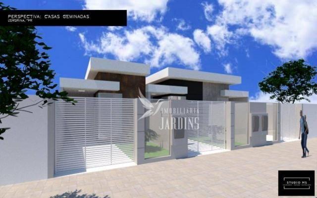 Casa com 2 dormitórios à venda, 68 m² por R$ 190.000 - Columbia - Londrina/PR - Foto 9