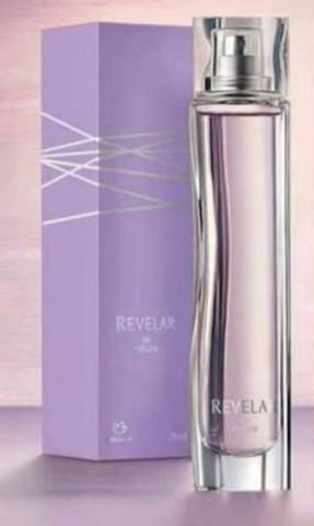 Promoção perfume natura revelar tradicional feminino 75ml