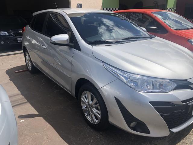 Toyota Yaris 1.3 AT 2018/2019