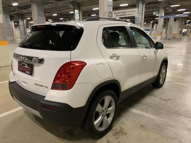 Chevrolet tracker ltz 2014/2014 c/ teto solar extra!!! - Foto 6