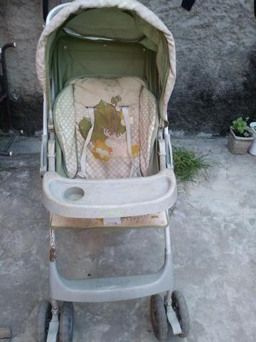 Carrinho bebê a vista lembrando nao fazemos entrega