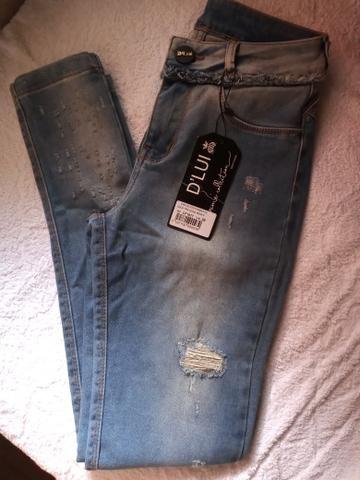 Calça jeans D'Lui