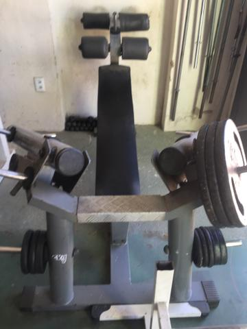 Máquina de academia