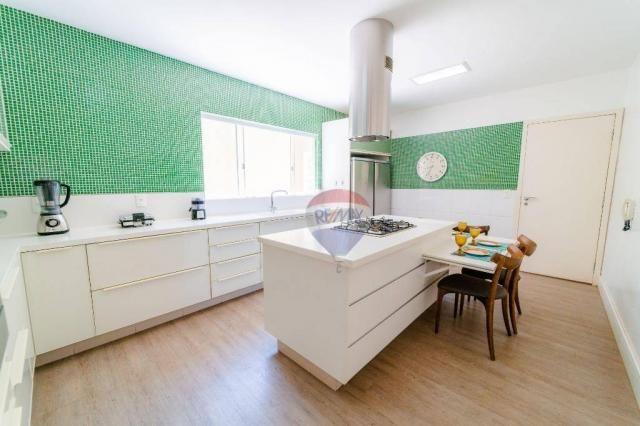 Mansões itaipu vendo linda casa 4 suites, 600m² lote 2500m² - Foto 17