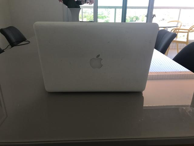 MacBook White 13 polegadas - Foto 5