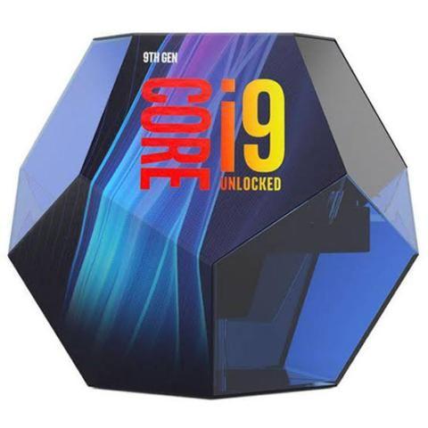 Processador intel 9ªger core I9 9900k