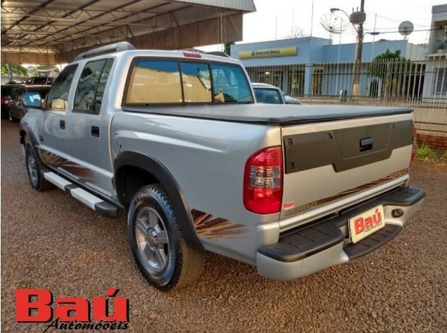 Chevrolet S10 PICK-UP Rodeio 2.8 TDI 4X2 CD Diesel 2011 - Foto 8