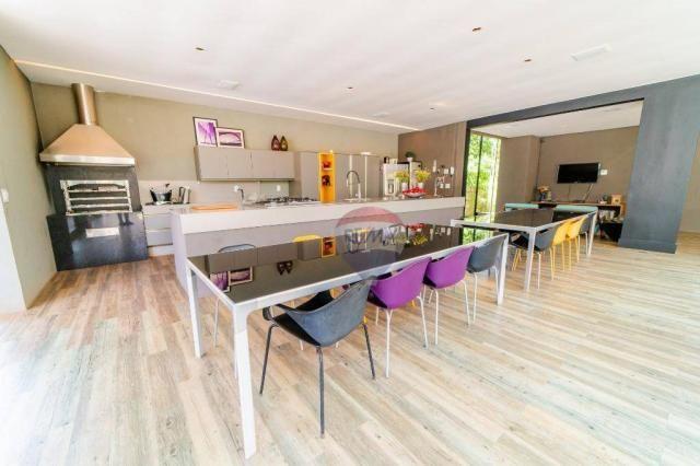 Mansões itaipu vendo linda casa 4 suites, 600m² lote 2500m² - Foto 3