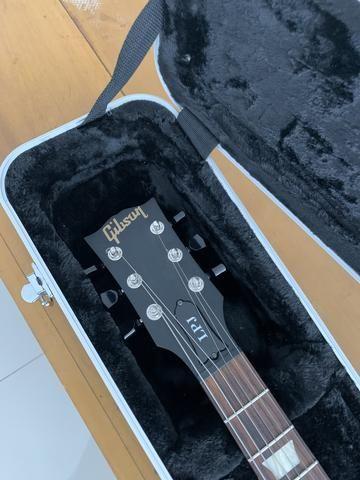 Guitarra Gibson com nota fiscal - Foto 2