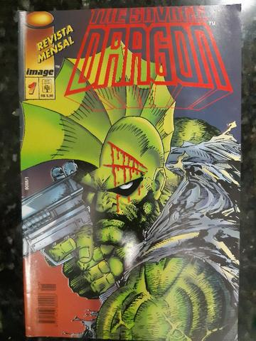 The Savage Dragon 1