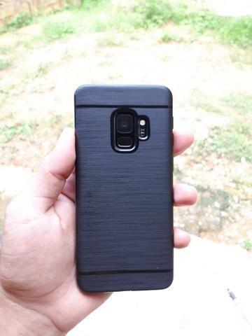S9 128 gigas vendo ou troco por iphone 7 plus - Foto 4