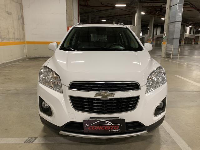 Chevrolet tracker ltz 2014/2014 c/ teto solar extra!!!