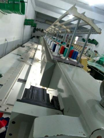 Maquina de Bordado ALW 12 Cabeças e 12 Agulhas