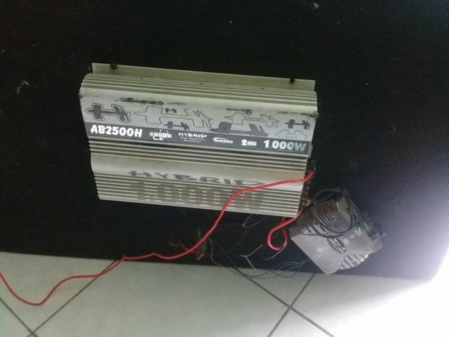 Vendo caixa de som pra caro - Foto 2