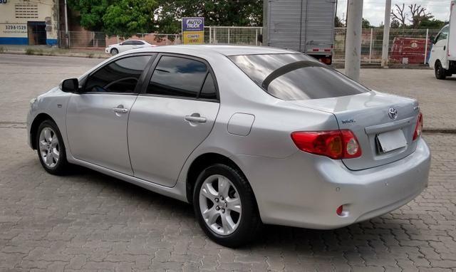 Toyota Corolla Xei 1.8 Automático 2009 Blindado - Foto 2