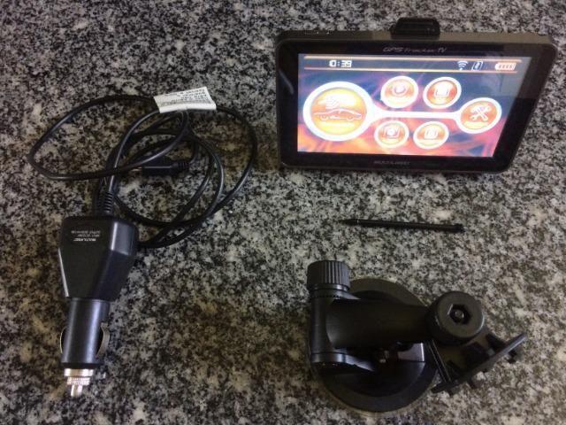 GPS Automotivo Multilaser Tracker,5 Pol. TV Digital! - Foto 5