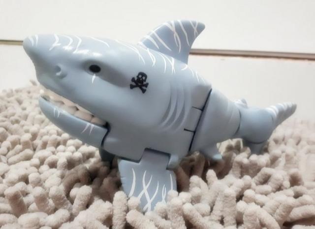 Tubarão - imaginext - Foto 3