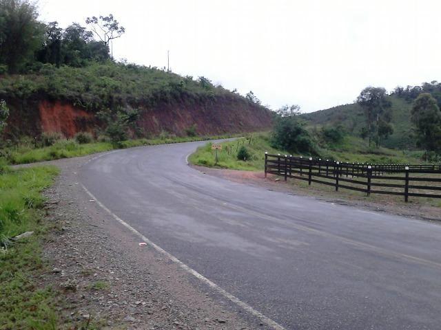 Terreno comercial as margens do asfalto - entrada + parcelas - Foto 7