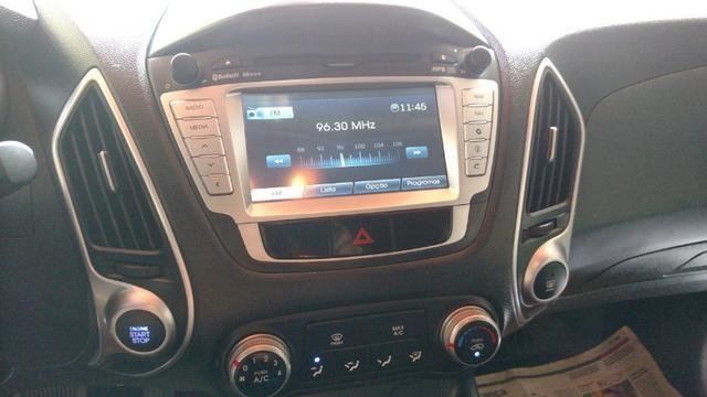 Hyundai IX35 2.0 16V Flex 4P Aut com apenas 43 mil km rodados, Conservadíssimo - Foto 17