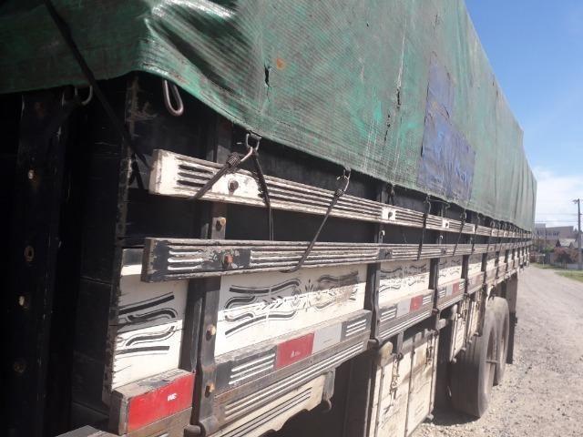 Carroceria truck graneleiro - Foto 2