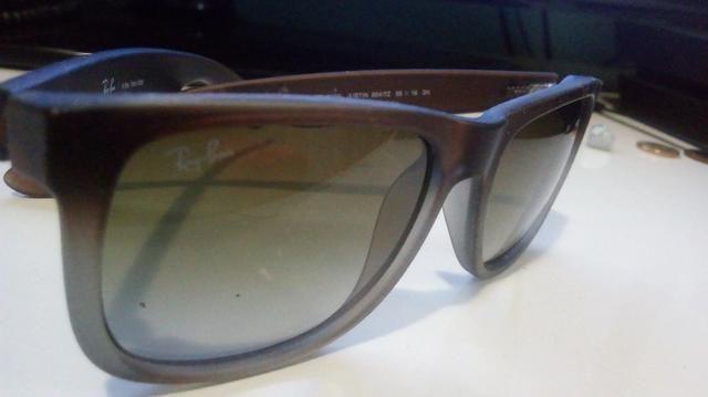 Óculos Ray-Ban RB4288L - Marrom Degradê (Original) - Bijouterias ... 5f1a9600df