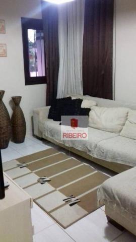 Casa com 2 dormitórios à venda, por R$ 220.000 - Coloninha - Araranguá/SC - Foto 3