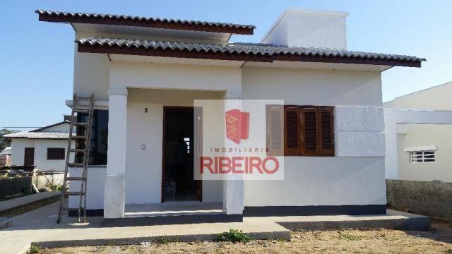 Casa com 2 dormitórios à venda, 58 m² por R$ 160.000 - Mato Alto - Araranguá/SC