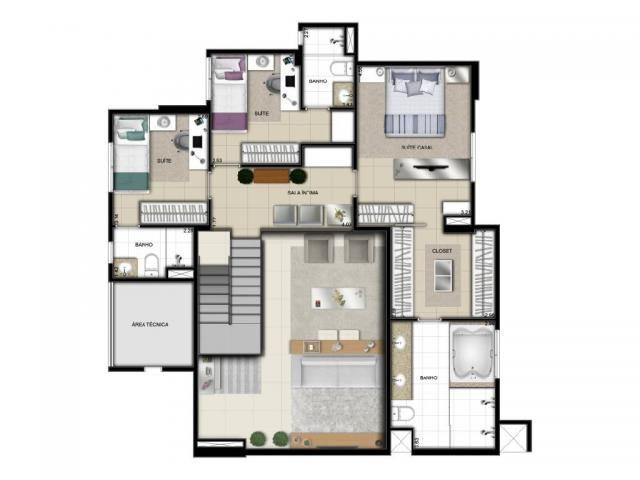Apartamento à venda com 4 dormitórios em Duque de caxias ii, Cuiaba cod:19931 - Foto 11