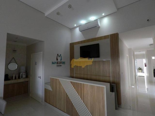 Sala para alugar, 10 m² por r$ 1.250/mês - conjunto habitacional de interesse social rio c - Foto 4
