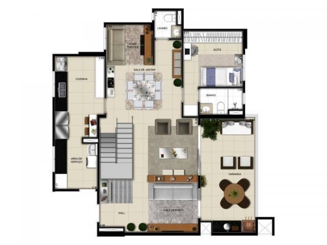 Apartamento à venda com 4 dormitórios em Duque de caxias ii, Cuiaba cod:19931 - Foto 12