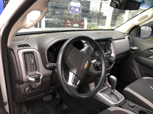 S10 LT 4x4 automática diesel 16/17 - Foto 4