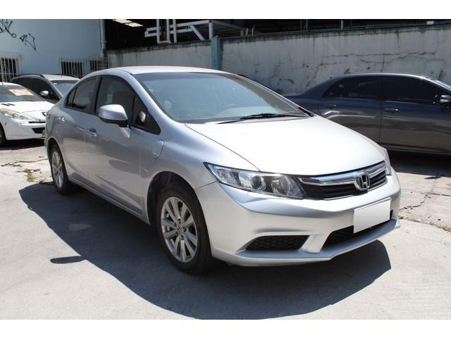 Honda Civic Honda Civic 1.8 lxs 16v flex 4p automático - Foto 3