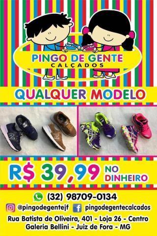 2ae2a2541 Promoção calçados infantis ! - Roupas e calçados - Centro, Juiz de ...