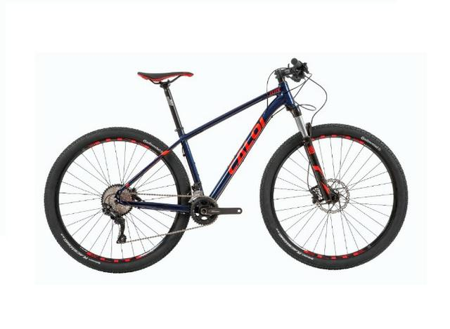 3d3d342a3 Bicicleta Aro 29 Caloi Elite 2019 Shimano Deore - Ciclismo - Centro ...