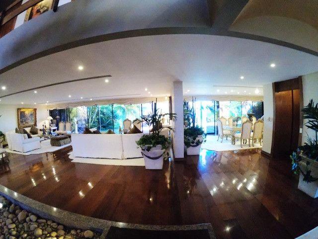 Fantástica casa no Joá, em endereço privilegiado - Foto 4