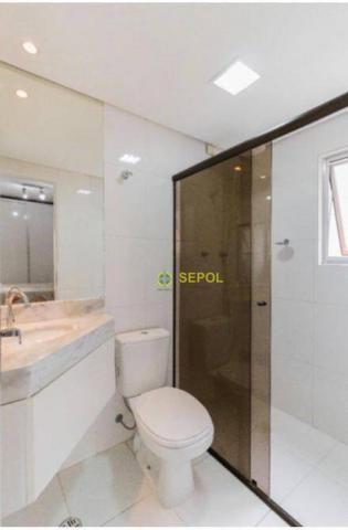 Apartamento com 3 dormitórios à venda por R$ 570.000,00 - Tatuapé - São Paulo/SP - Foto 12