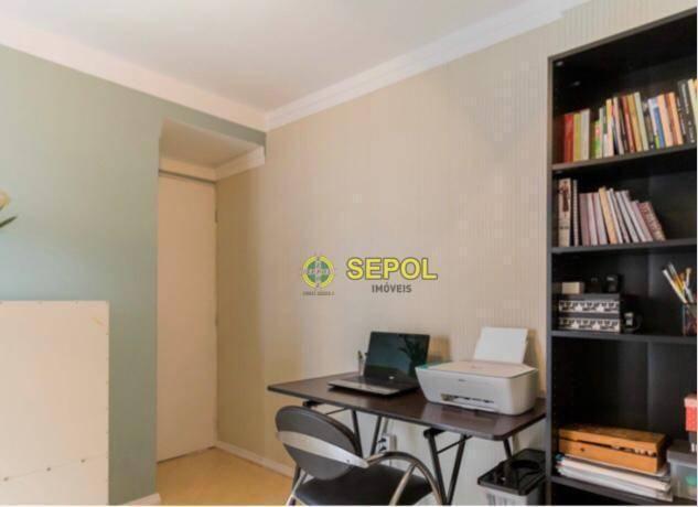 Apartamento com 3 dormitórios à venda por R$ 570.000,00 - Tatuapé - São Paulo/SP - Foto 5