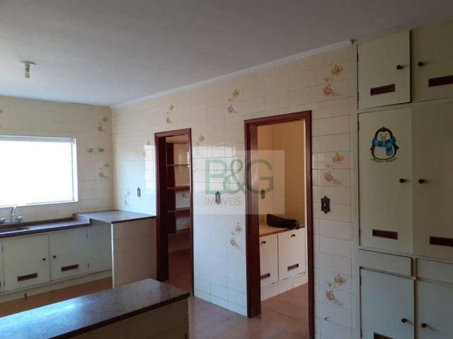 Casa com 4 dormitórios à venda, 414 m² por R$ 1.200.000,00 - Jardim São Paulo - Rio Claro/ - Foto 9