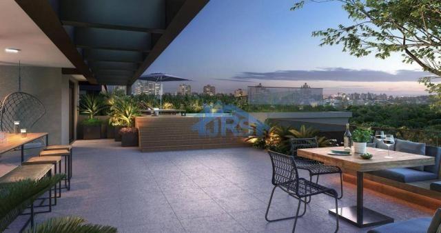 Apartamento com 5 dormitórios à venda, 410 m² por R$ 3.690.000,00 - Edifício Myrá - Baruer - Foto 5