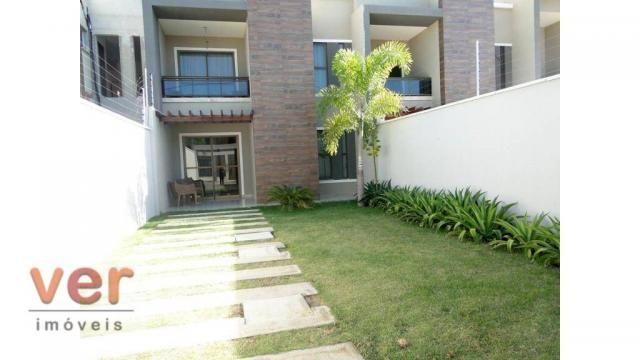 Casa à venda, 146 m² por R$ 404.000,00 - Centro - Eusébio/CE - Foto 6
