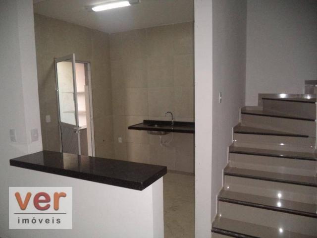 Casa à venda, 108 m² por R$ 230.000,00 - Divineia - Aquiraz/CE - Foto 9