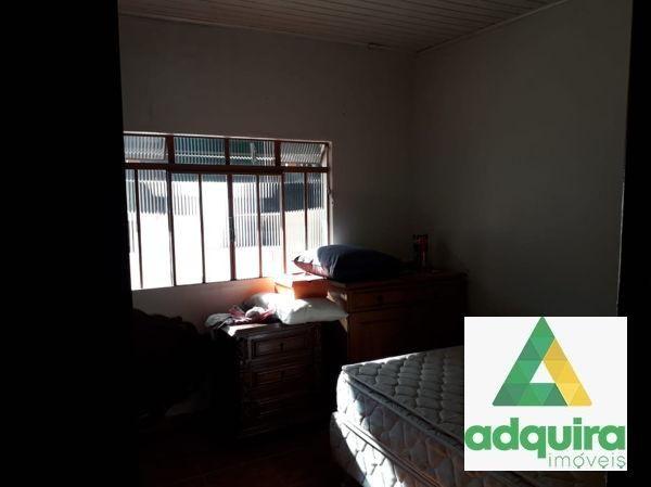 Casa com 2 quartos - Bairro Oficinas em Ponta Grossa - Foto 10